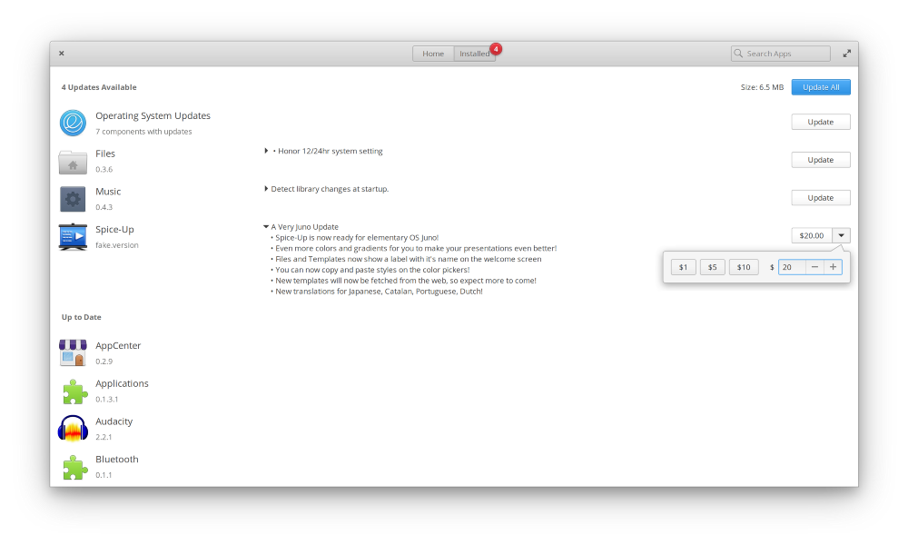 10 novinek v Elementary OS 5 0 Juno - Valeas Blog