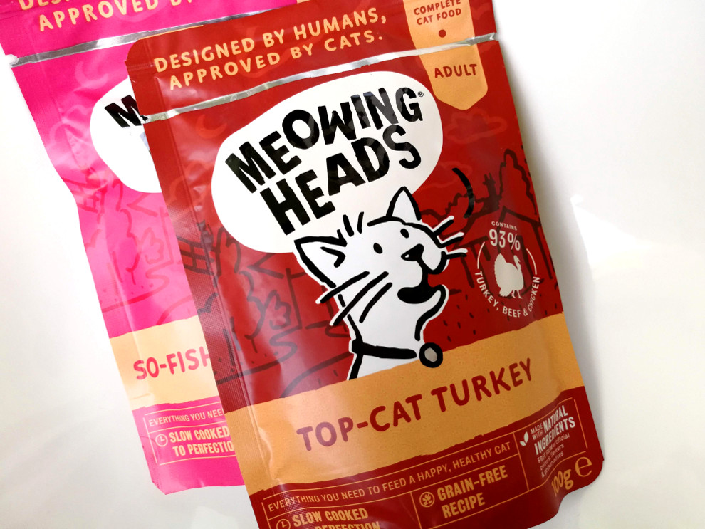 Meowing Heads Top-Cat Turkey