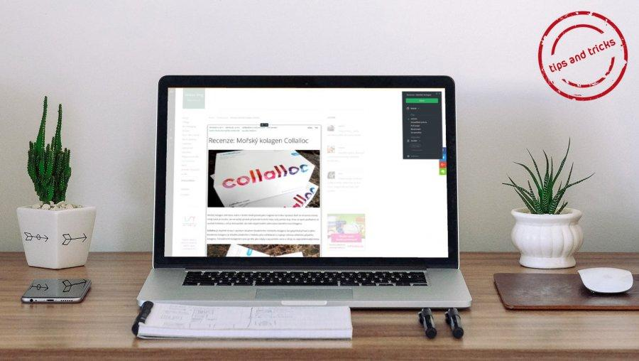 Jak na prohlížeče: Ukládání stránek do Evernote