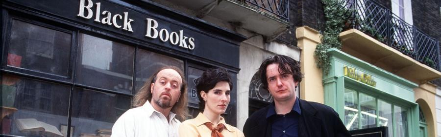 TIP: Black Books