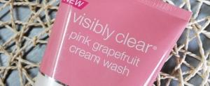 Recenze: Neutrogena Visibly Clear Pink Grapefruit Cream Wash
