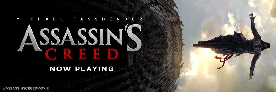 Recenze: Assassin's Creed