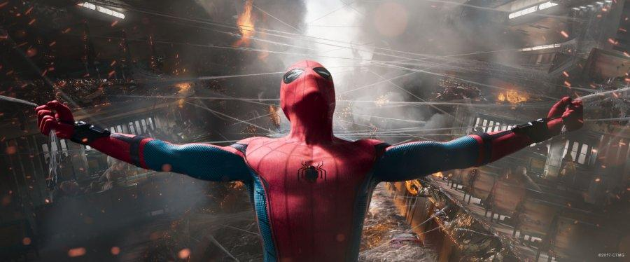 Recenze: Spider-Man Homecoming