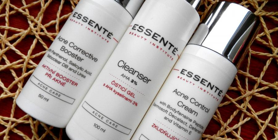 Minirecenze: ESSENTÉ Acne Care